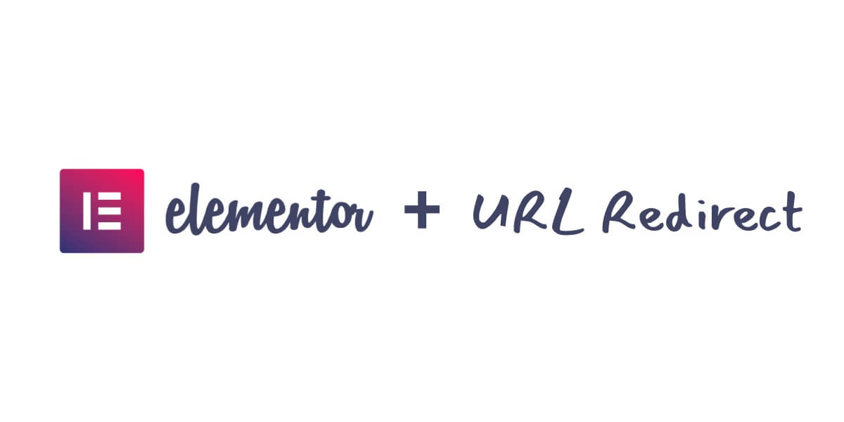 How to redirect Elementor form to user input URL