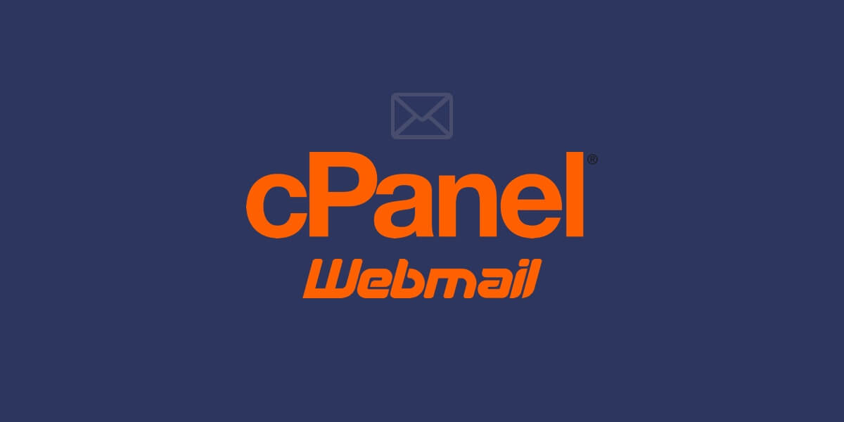 Cover cPanel Webmail